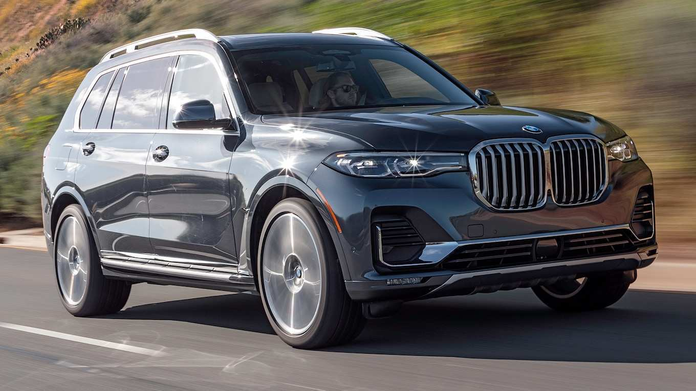 82 A 2020 BMW X7 Suv Redesign And Concept