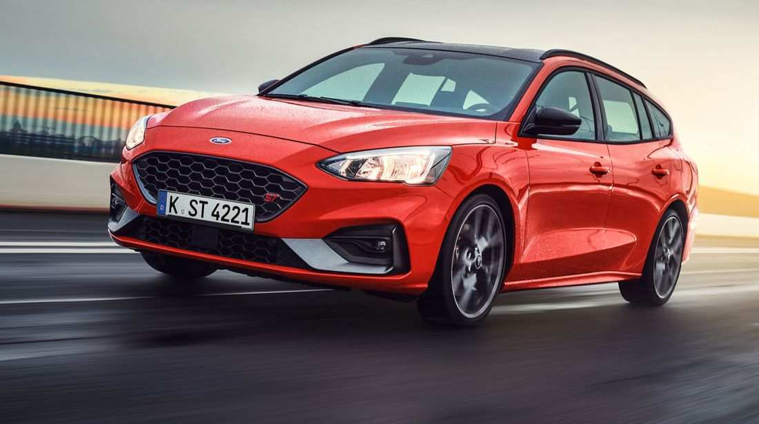 82 A 2020 Ford Fiesta St Rs Configurations