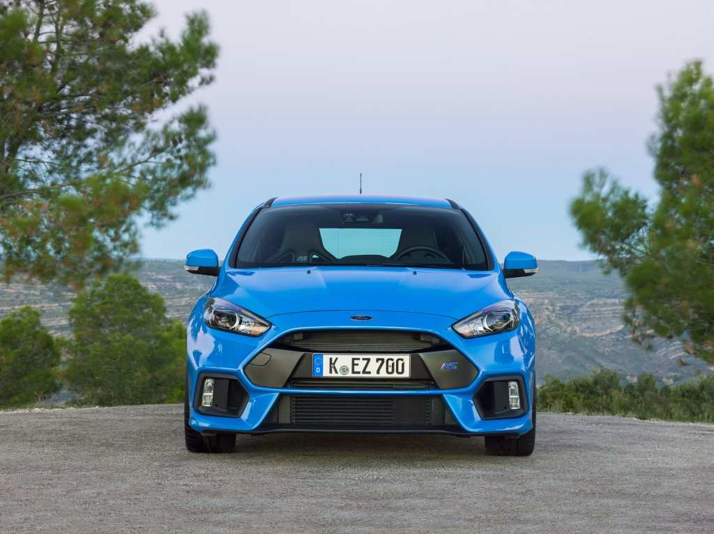 82 A 2020 Ford Focus RS Redesign And Concept