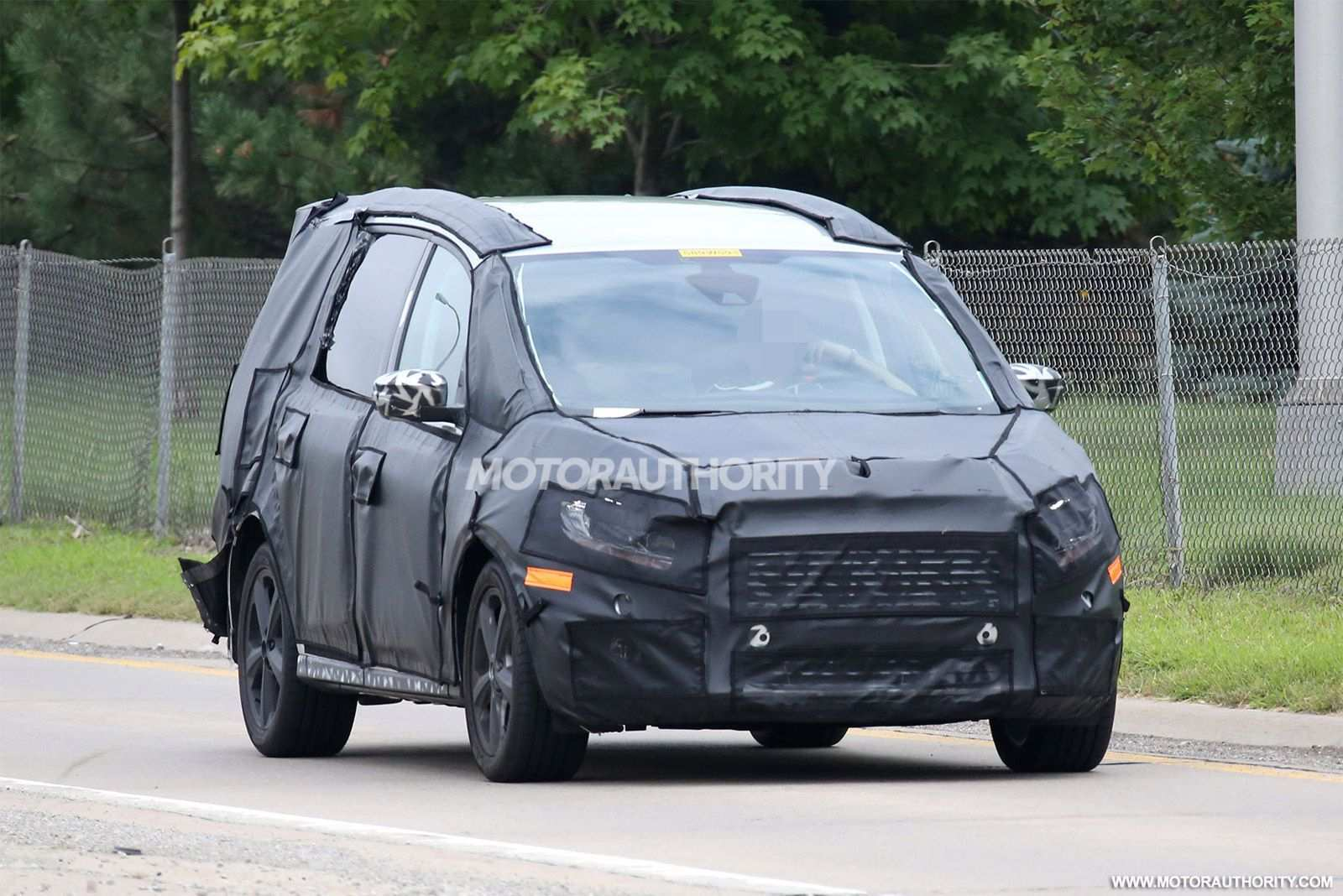 82 A 2020 Ford Galaxy Overview