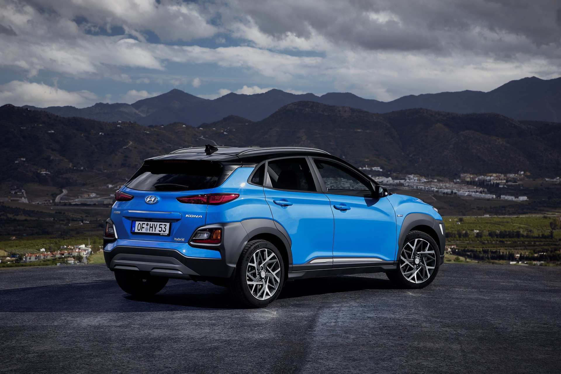 82 A 2020 Hyundai Kona Hybrid Concept And Review