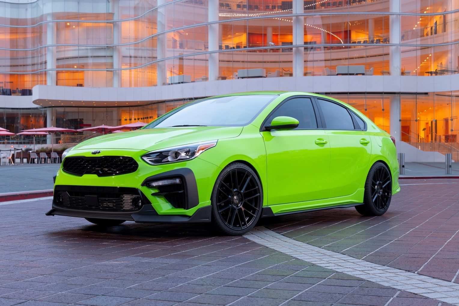 82 A 2020 Kia Forte Wallpaper