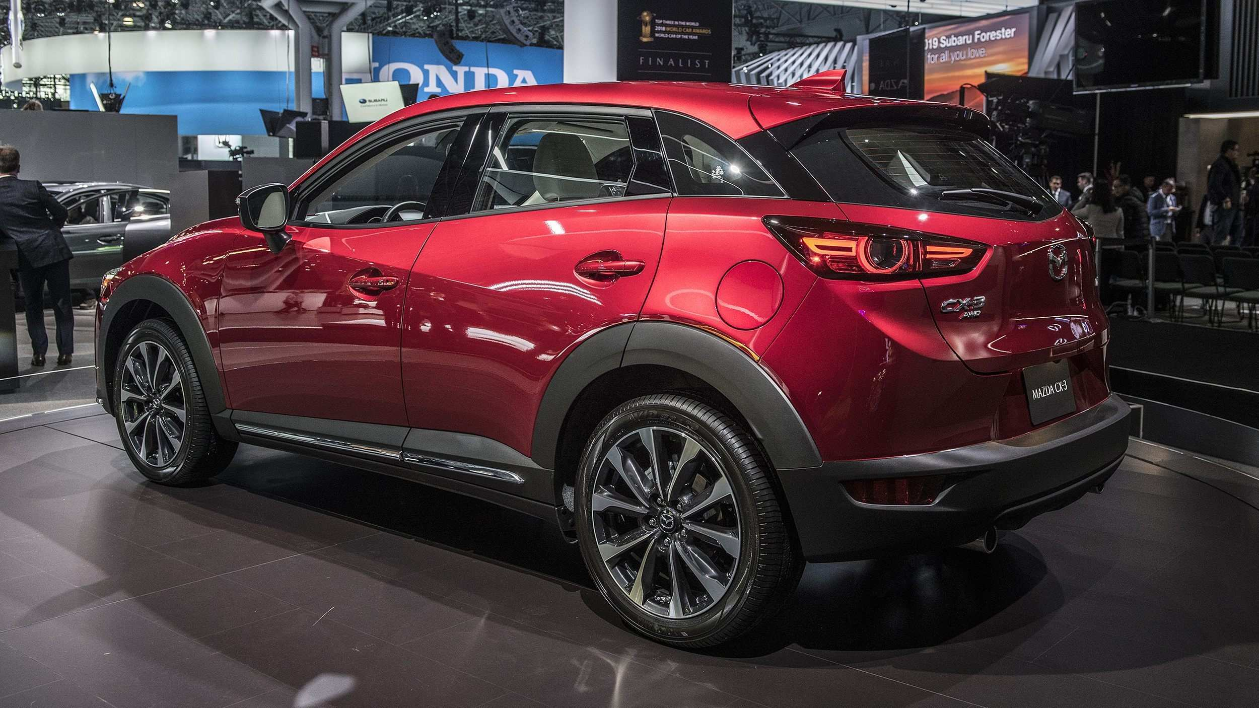 82 A 2020 Mazda Cx 3 Exterior And Interior