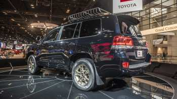 82 A 2020 Toyota Land Cruiser Usa Ratings