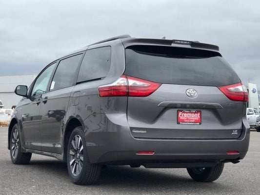 82 A 2020 Toyota Sienna Review
