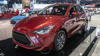 82 A 2020 Toyota Yaris Rumors