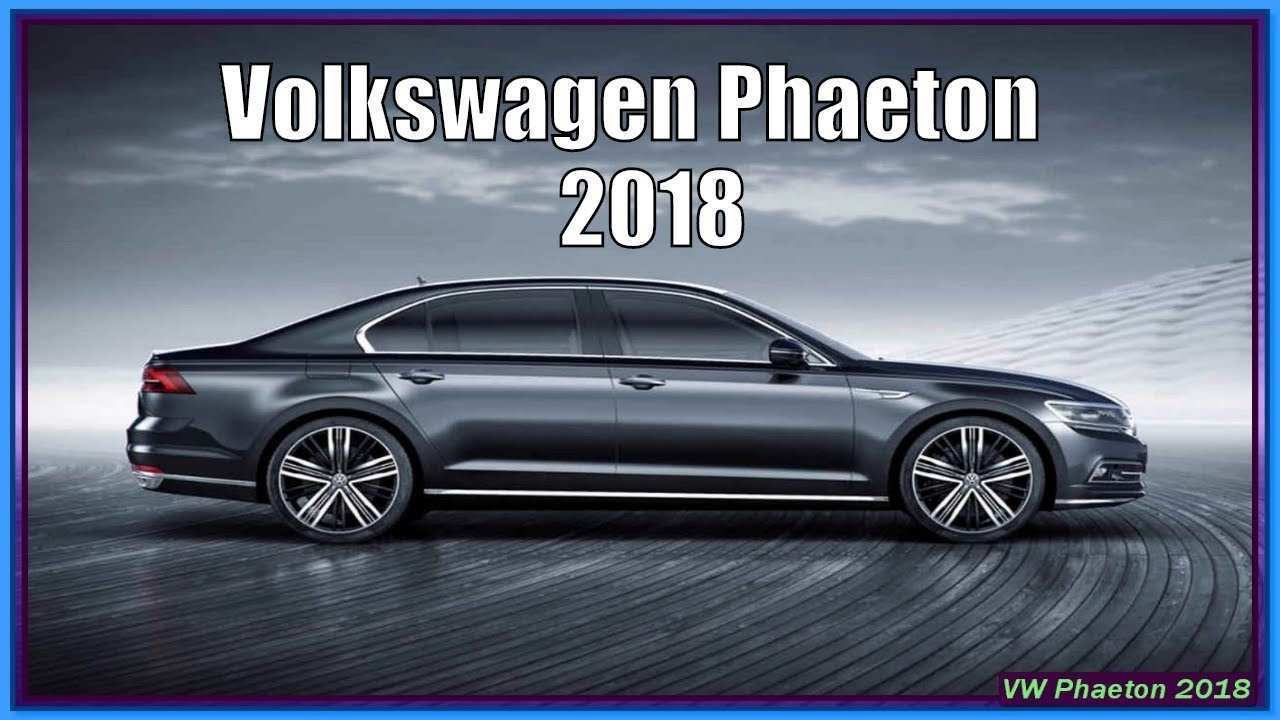 82 A 2020 VW Phaeton Photos