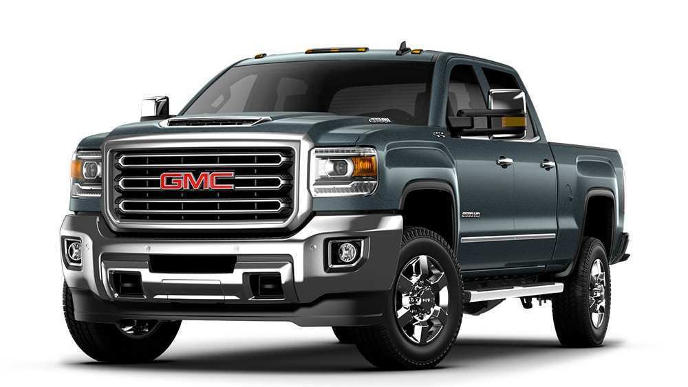 82 A GMC Hd 2020 Price Price And Release Date