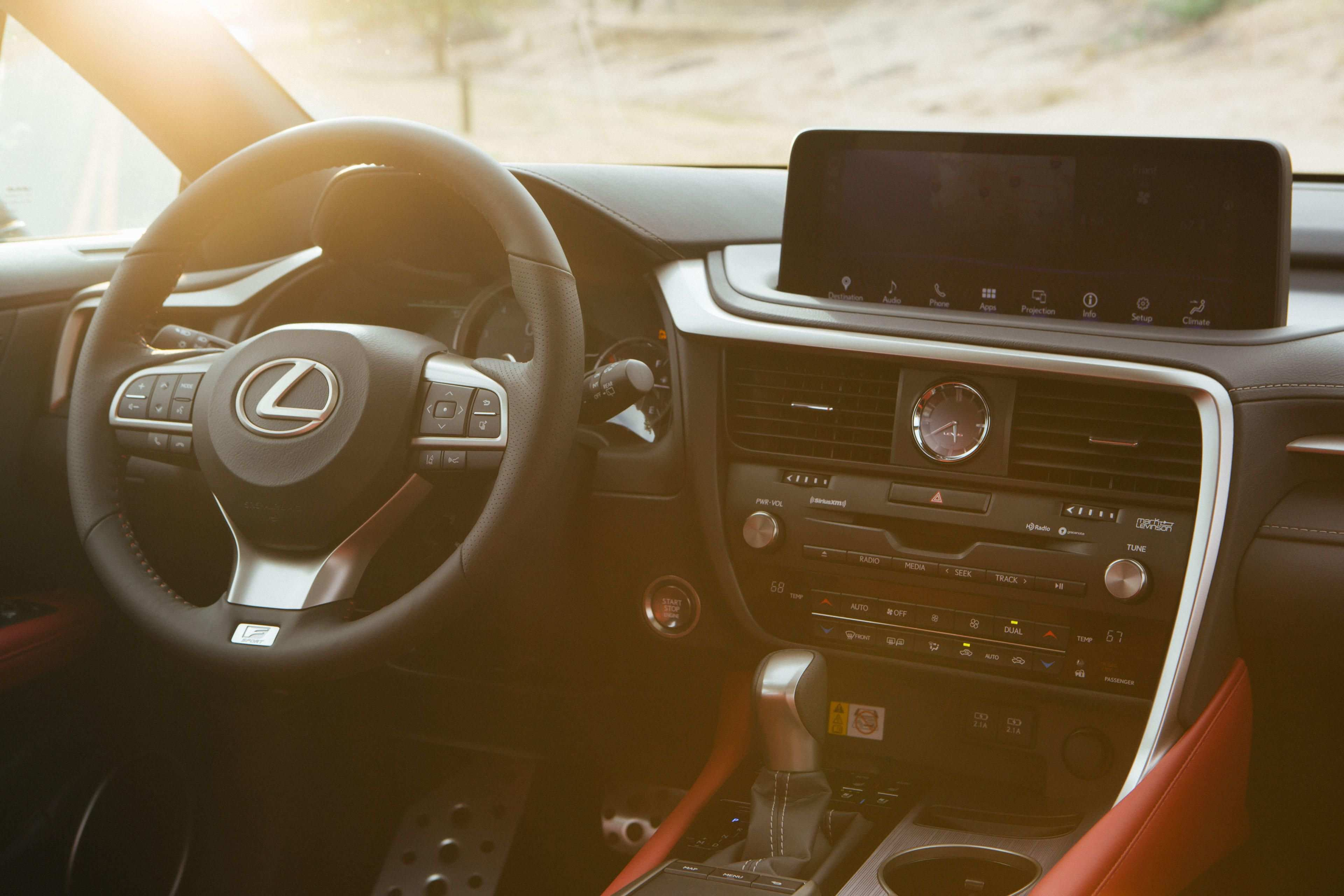 82 A Lexus Android Auto 2020 Performance And New Engine