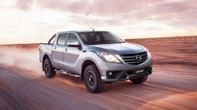 82 A Mazda Bt 50 Pro 2019 Performance And New Engine