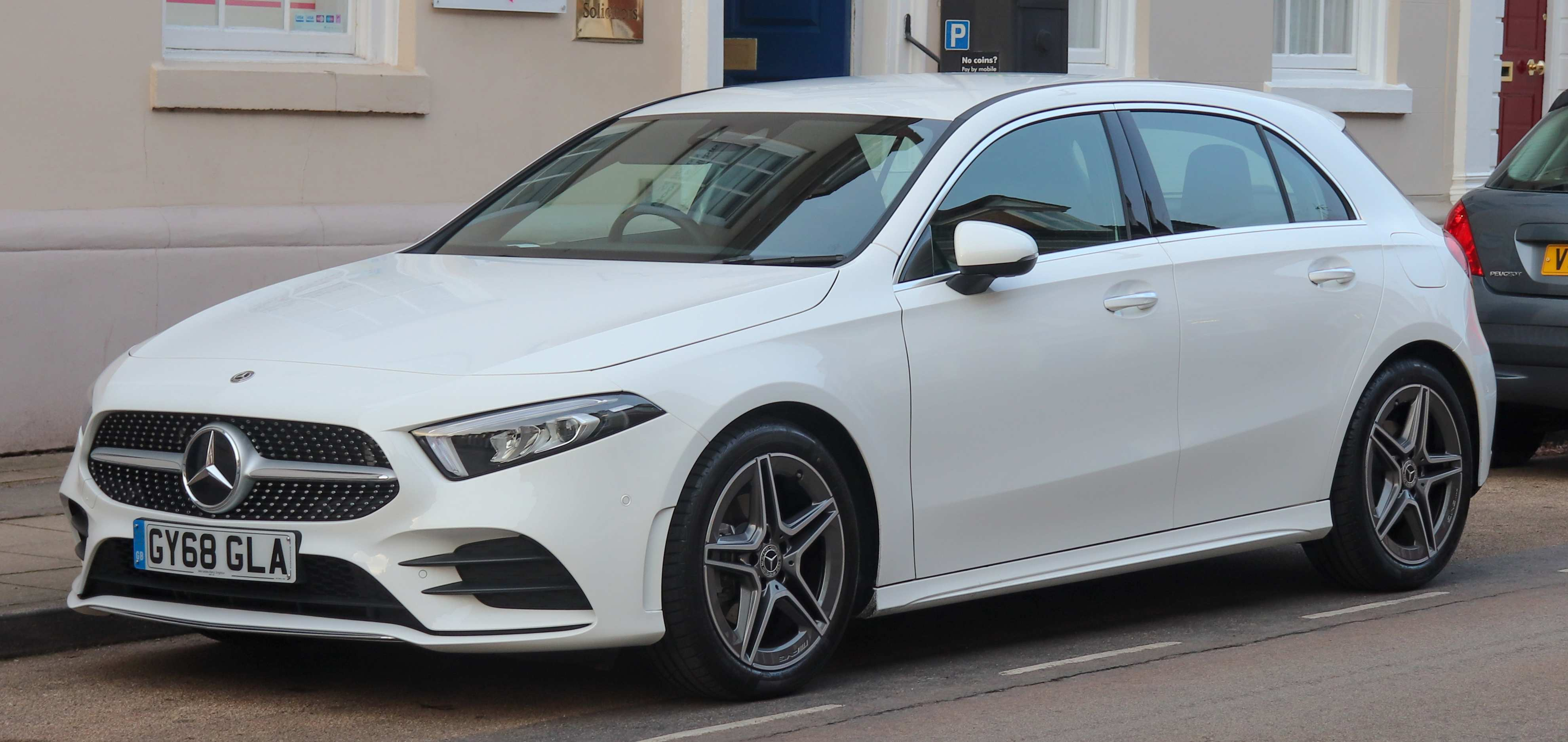82 A Mercedes A200 Amg Line 2019 Review