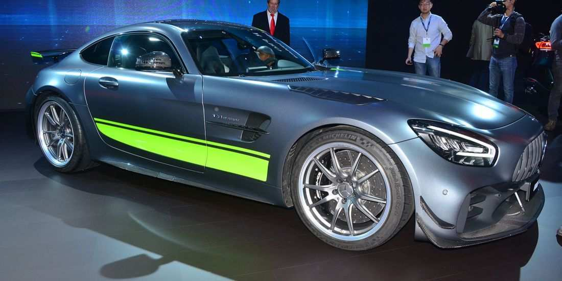 82 A Mercedes Amg Gt 2019 Review And Release Date