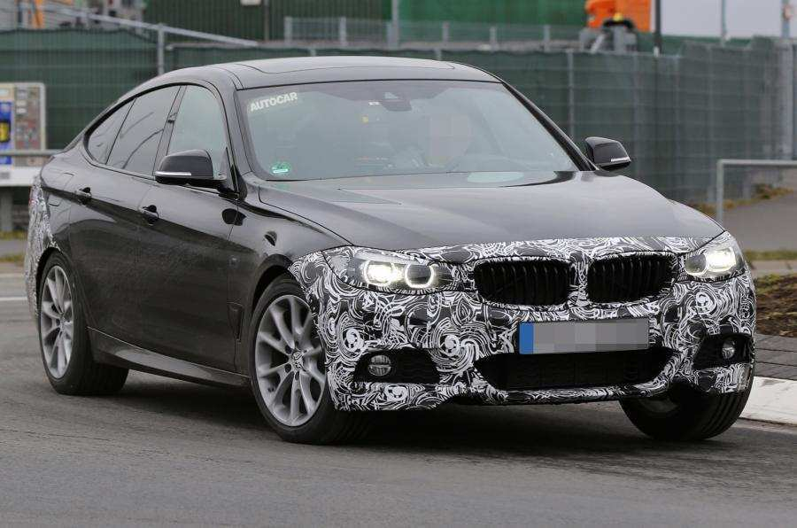82 A Spy Shots BMW 3 Series Redesign And Concept