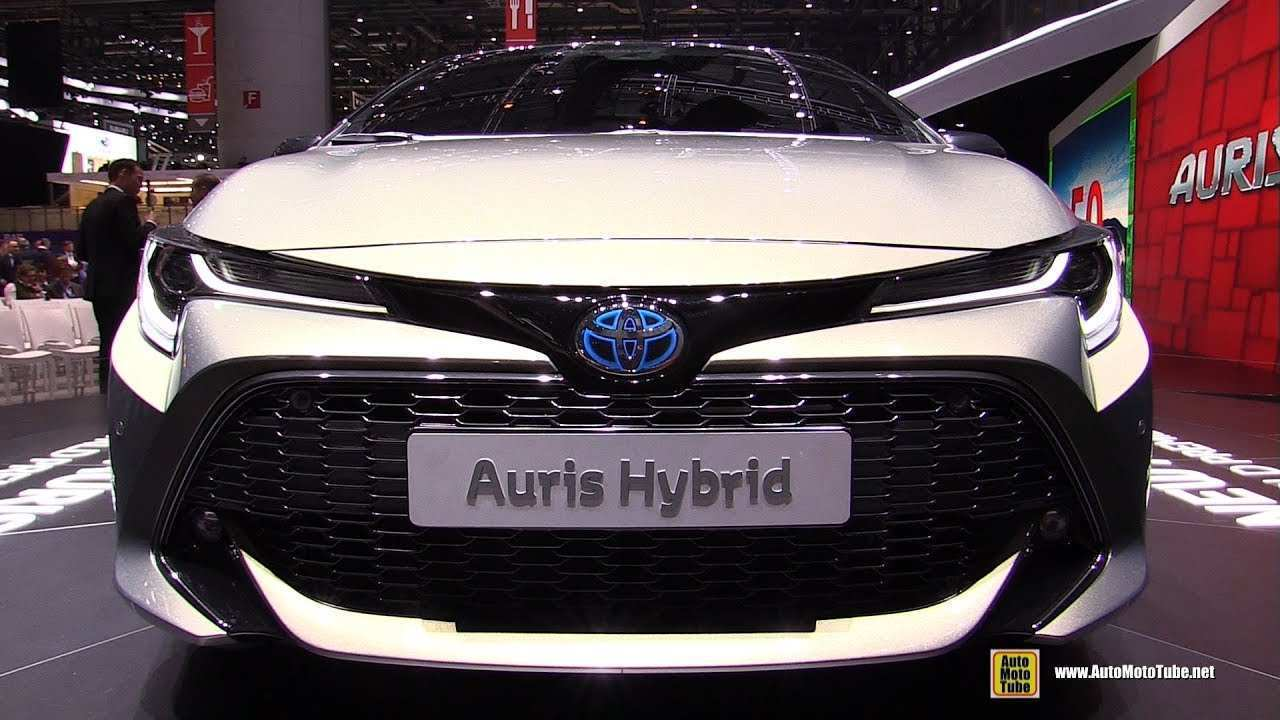 82 A Toyota Auris 2019 Release Date Overview