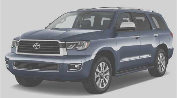 82 A Toyota Sequoia 2019 Redesign History