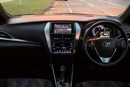 82 A Toyota Yaris 2019 Interior Ratings