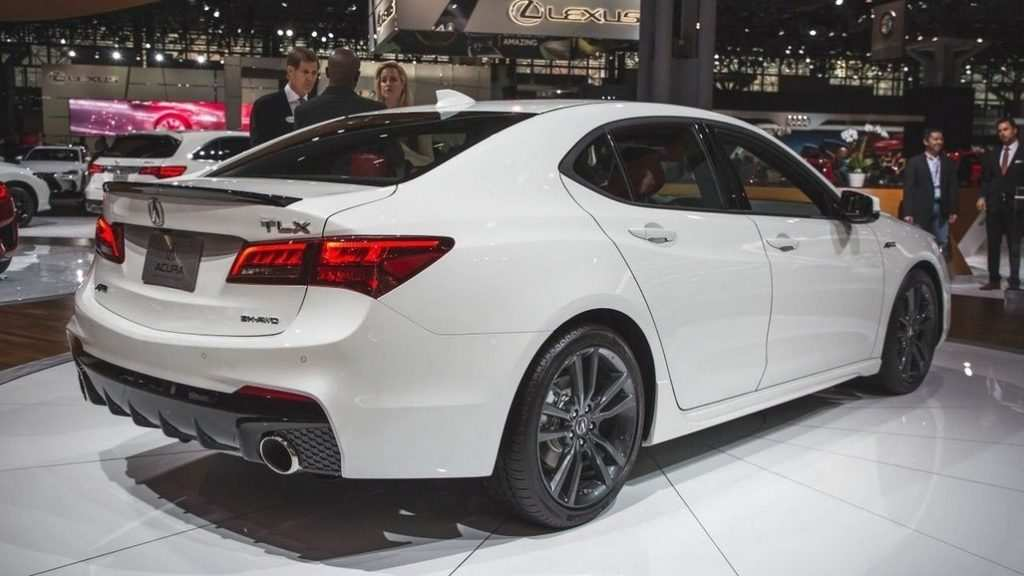 82 All New 2019 Acura Tl New Review