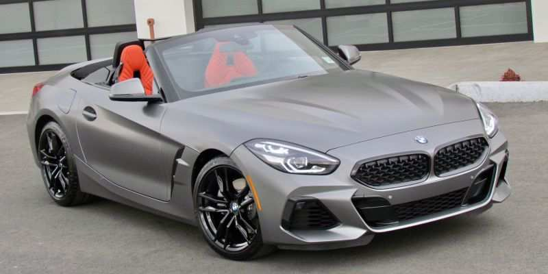 82 All New 2019 BMW Z4 Redesign And Review