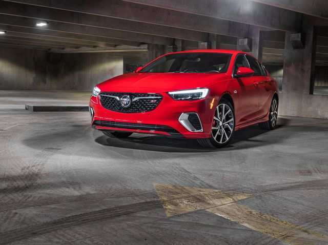 82 All New 2019 Buick Regal Gs Coupe Engine