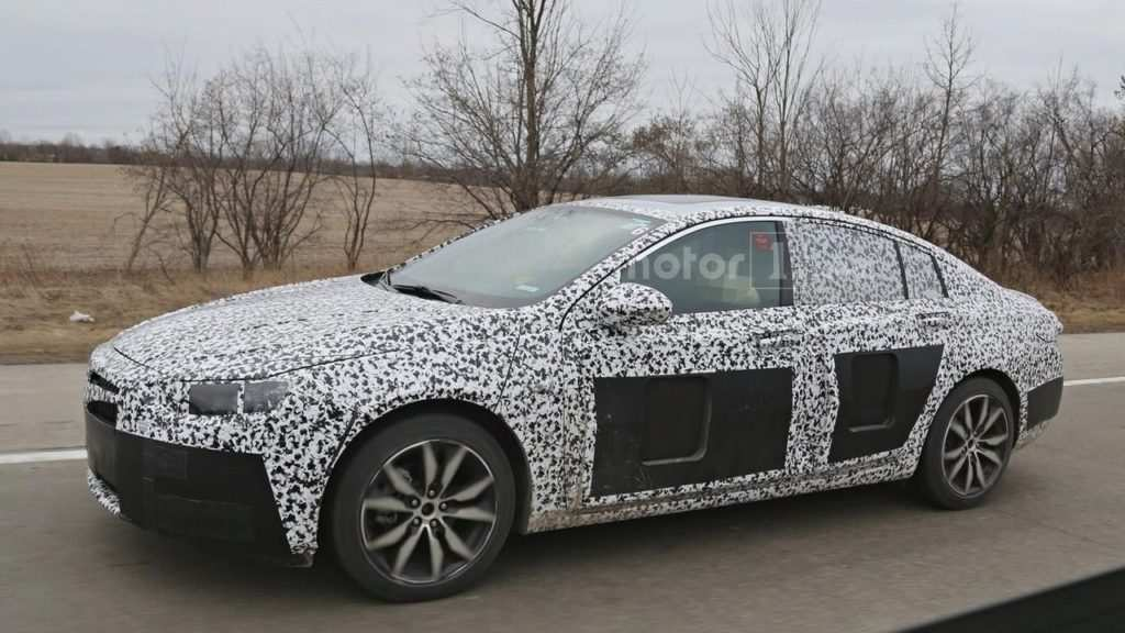 82 All New 2019 Buick Verano Spy Images