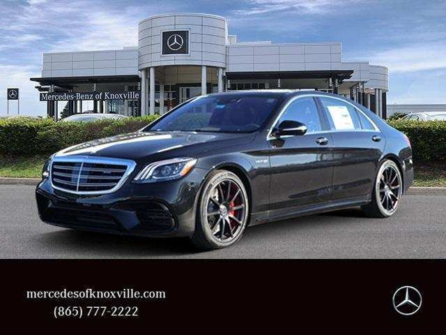 82 All New 2019 Mercedes S Class New Model And Performance