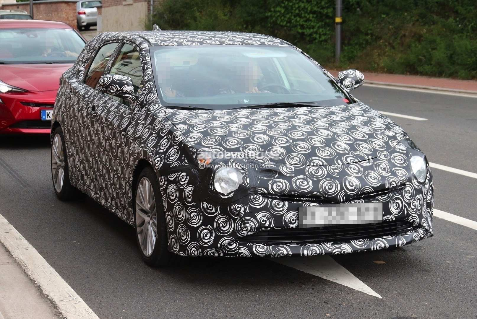 82 All New 2019 New Toyota Avensis Spy Shots Price And Release Date