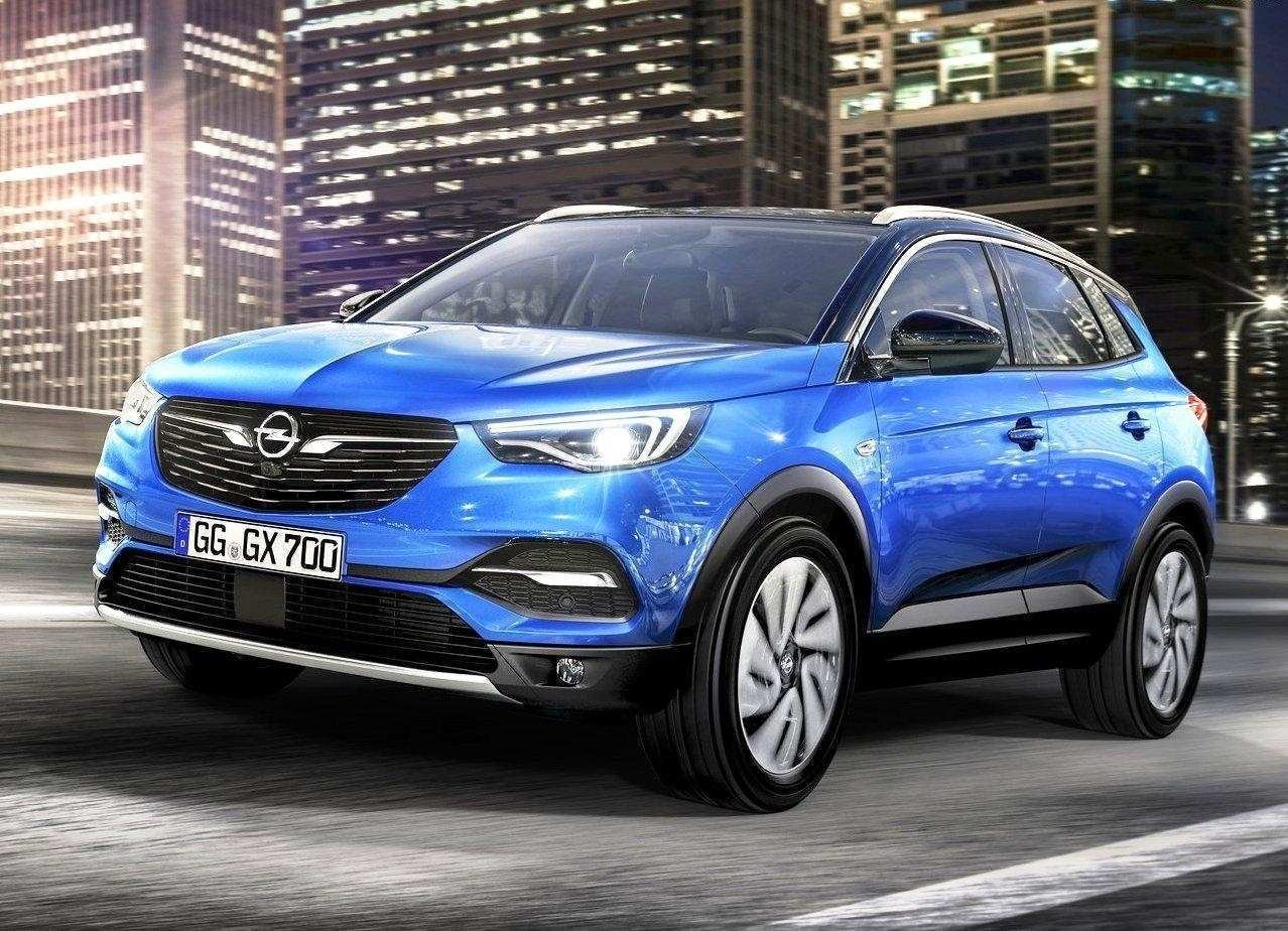 82 All New 2019 Opel Antara New Concept