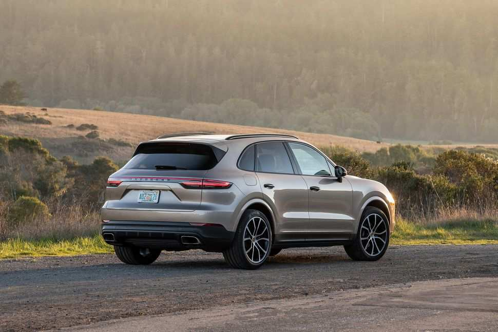 82 All New 2019 Porsche Cayenne Redesign And Concept