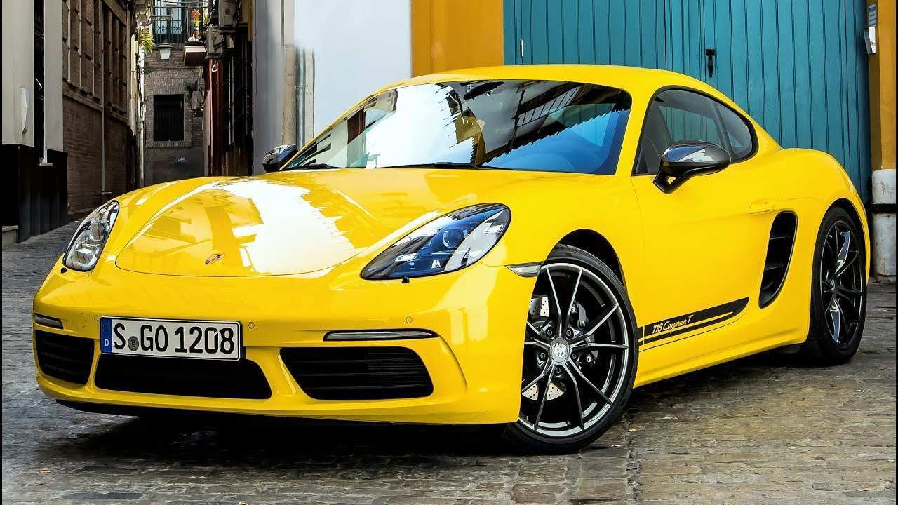 82 All New 2019 Porsche Cayman Price
