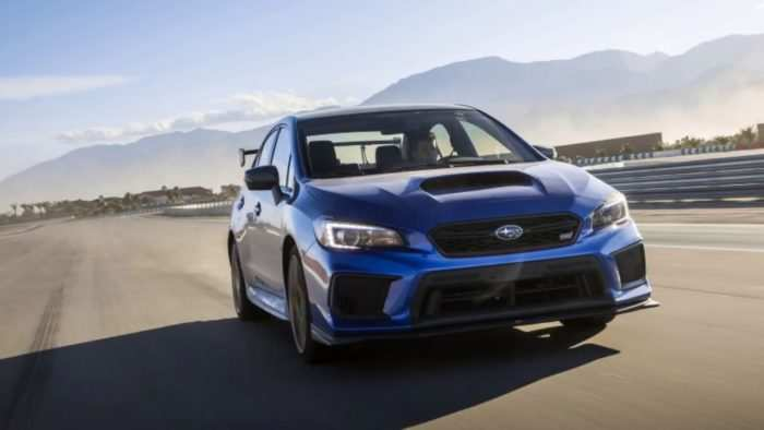 82 All New 2019 Subaru Brz Sti Performance