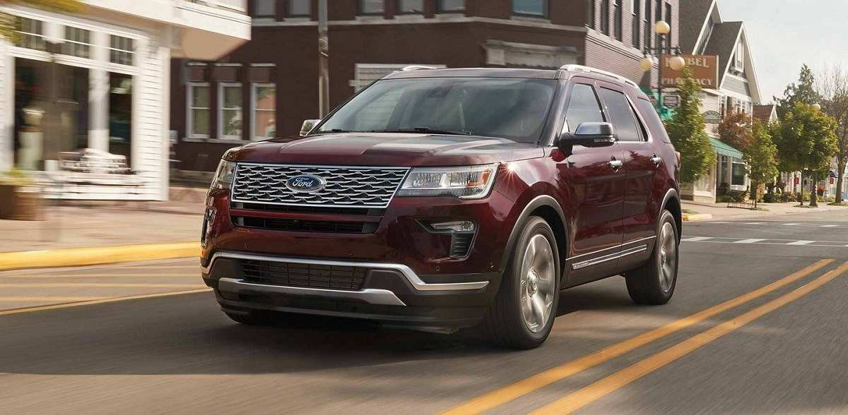 82 All New 2019 The Ford Explorer Pricing