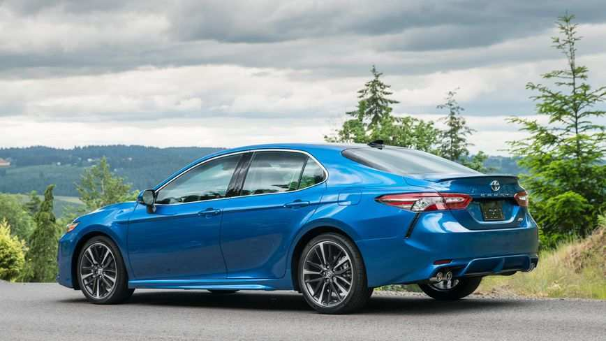 82 All New 2019 Toyota Camry Review And Release Date