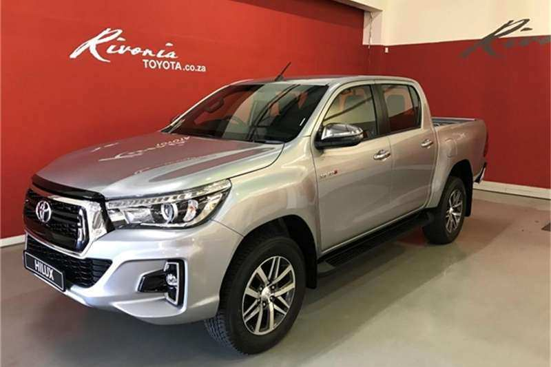 82 All New 2019 Toyota Hilux New Model And Performance