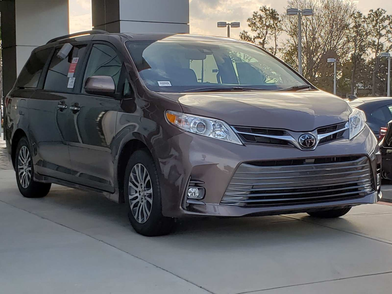 82 All New 2019 Toyota Sienna Performance And New Engine