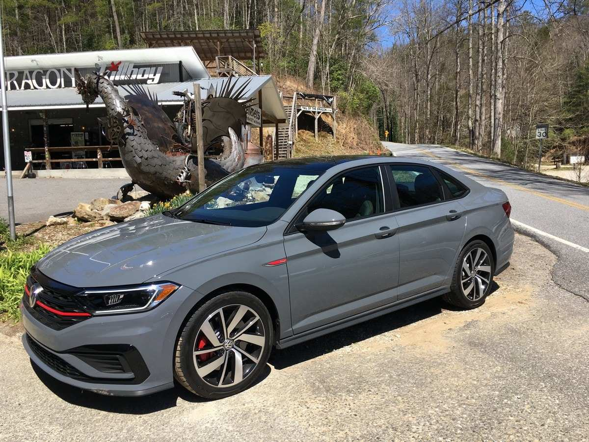 82 All New 2019 VW Jetta Tdi Gli Style