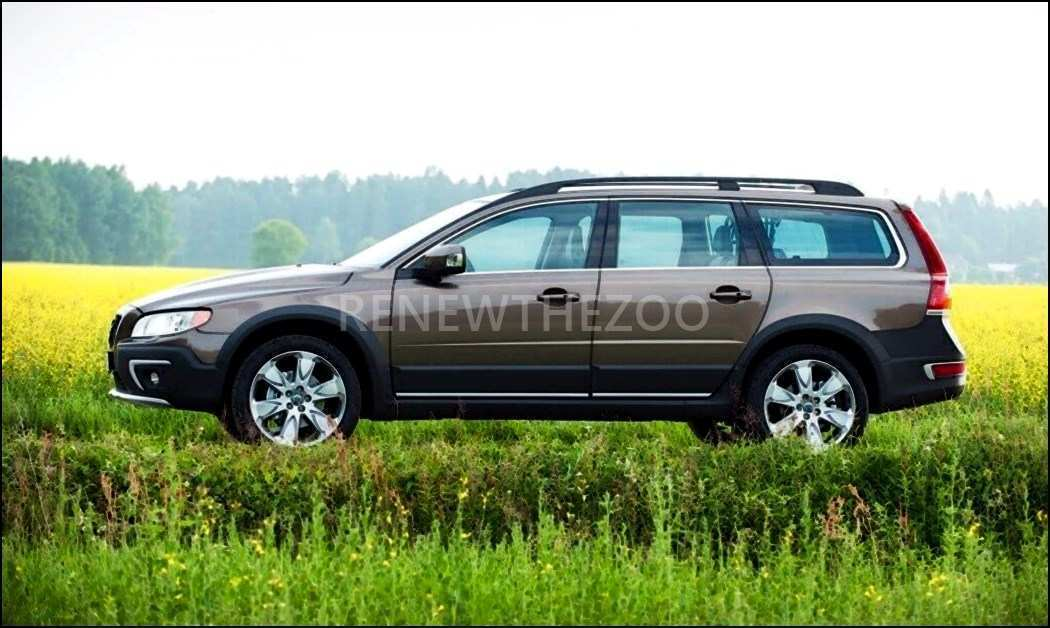 82 All New 2019 Volvo V70 Picture
