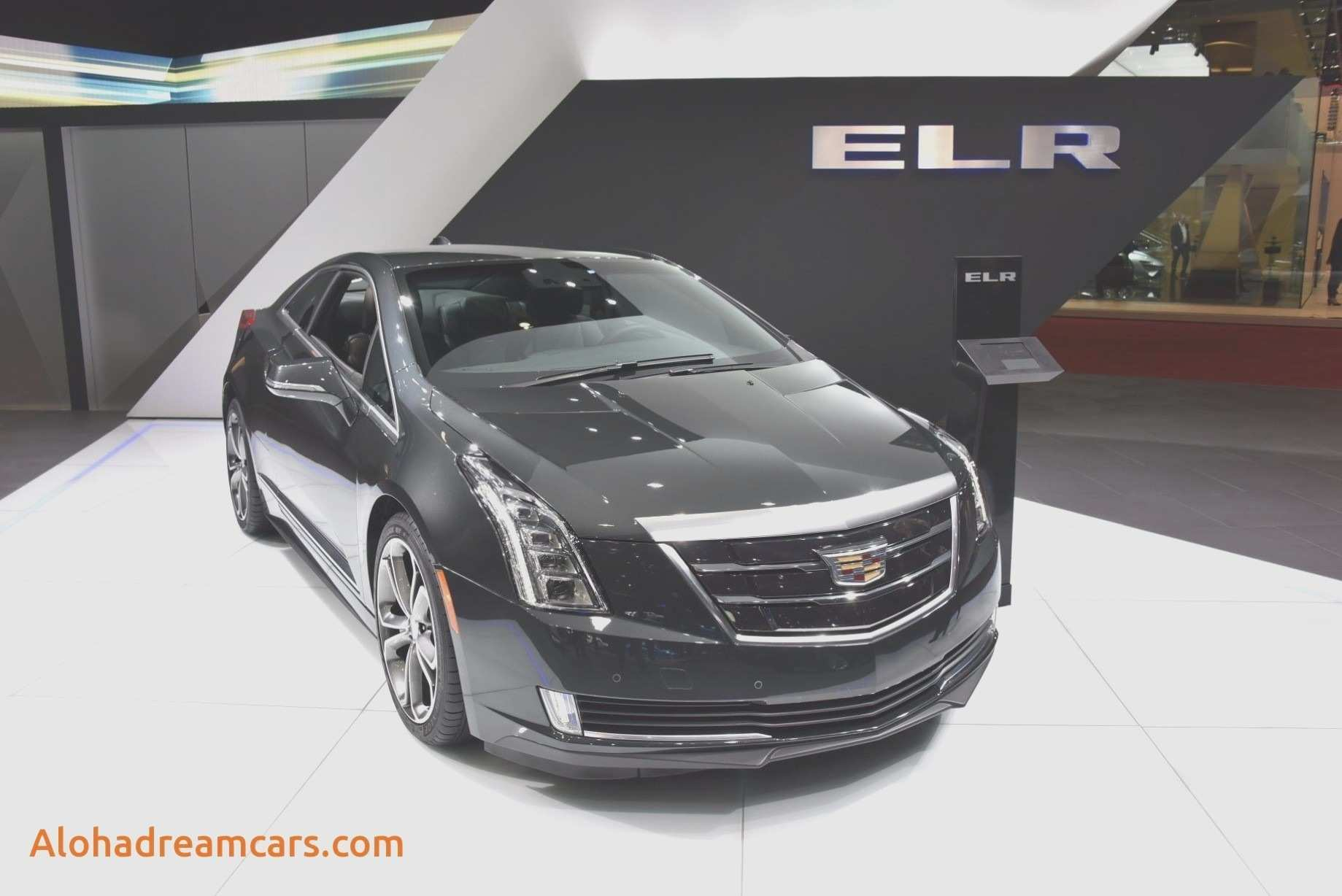 82 All New 2020 Cadillac ELR S Interior