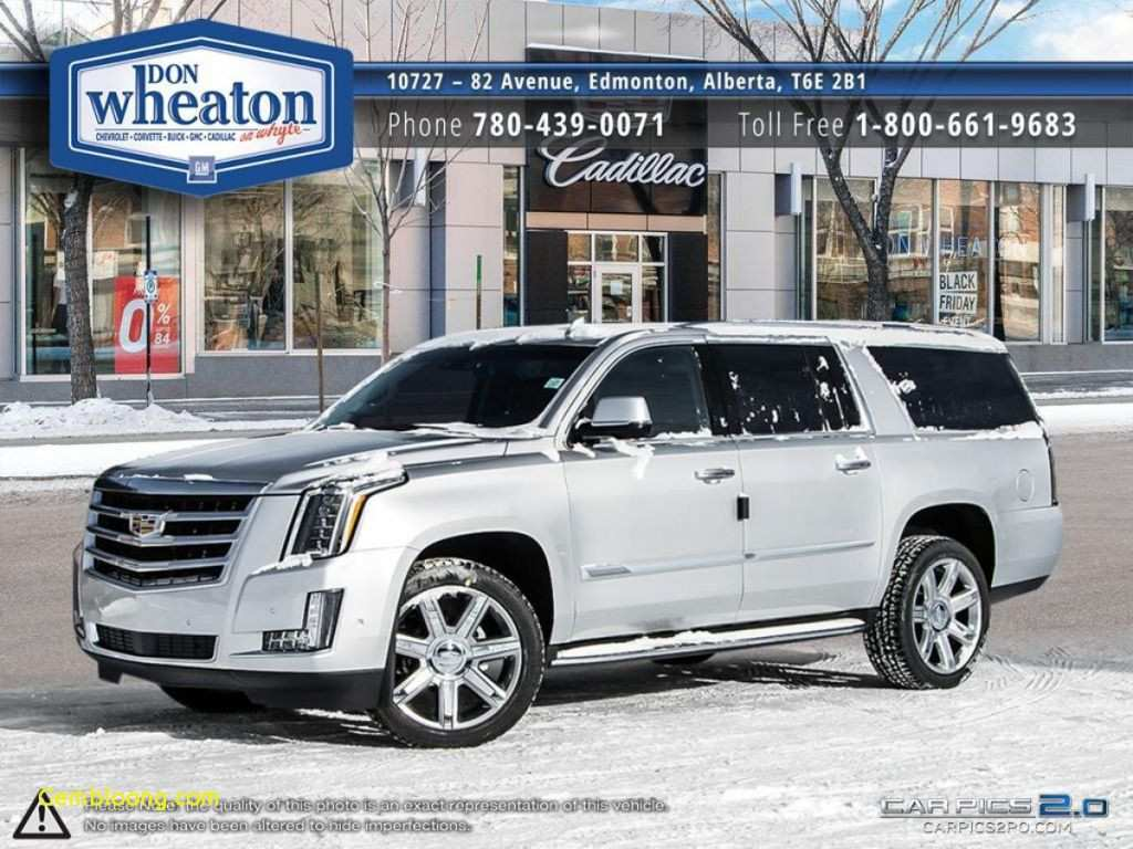 82 All New 2020 Cadillac Escalade V Ext Esv Configurations