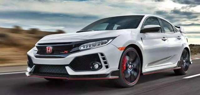 82 All New 2020 Honda Civic Type R Spy Shoot