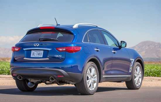82 All New 2020 Infiniti QX70 Review