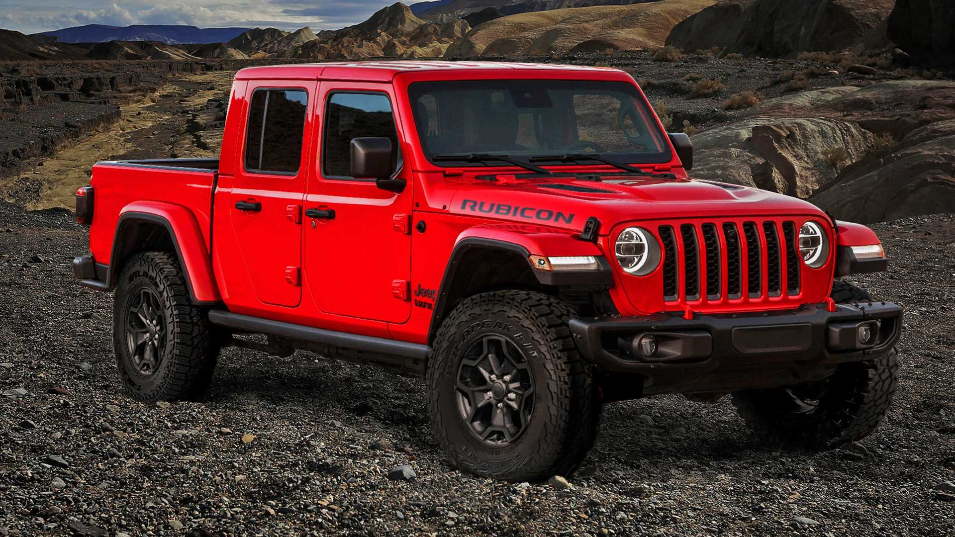 82 All New 2020 Jeep Gladiator Lease Price