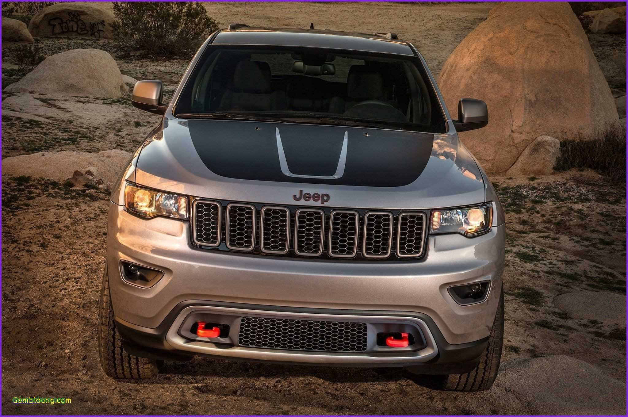 82 All New 2020 Jeep Grand Cherokee Srt8 New Concept