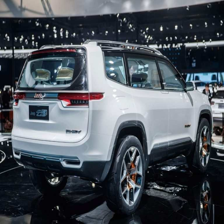 82 All New 2020 Jeep Liberty Concept
