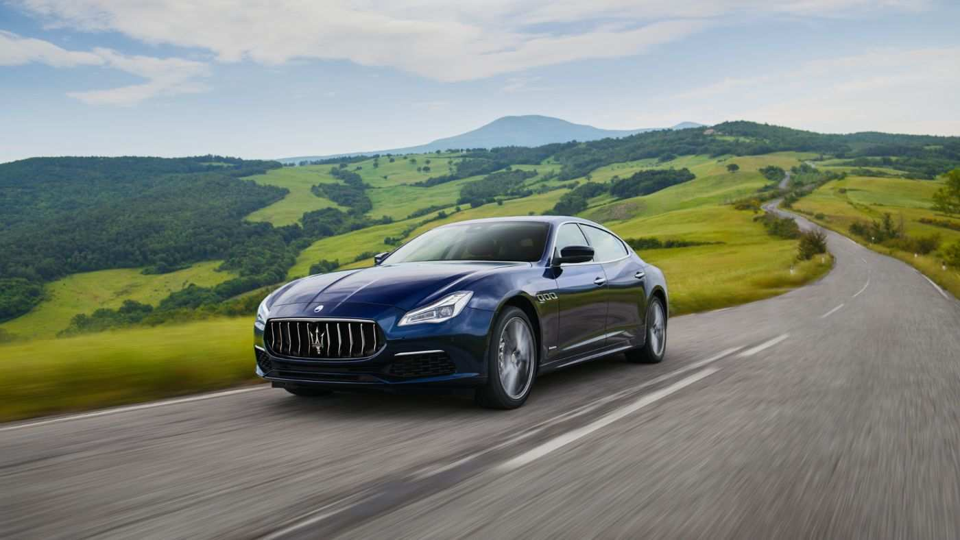 82 All New 2020 Maserati Quattroportes Concept