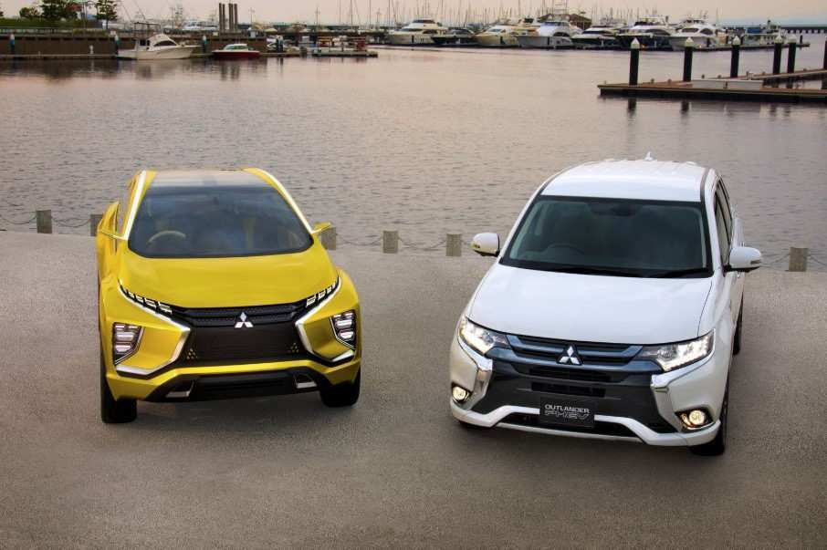 82 All New 2020 Mitsubishi Outlander Concept And Review