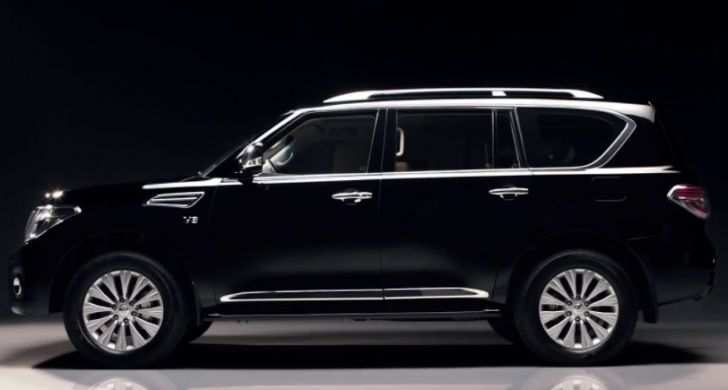 82 All New 2020 Nissan Patrol Diesel Overview