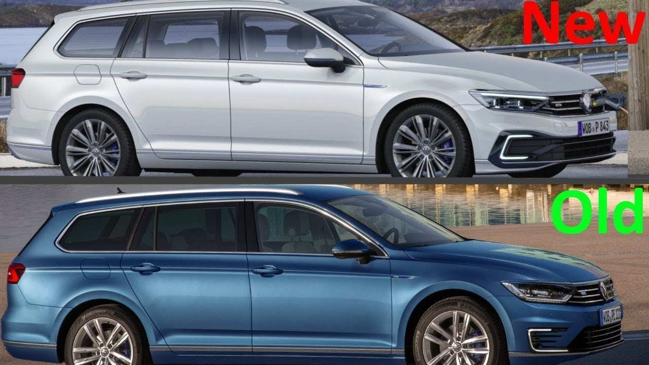 82 All New 2020 Vw Passat Alltrack Speed Test