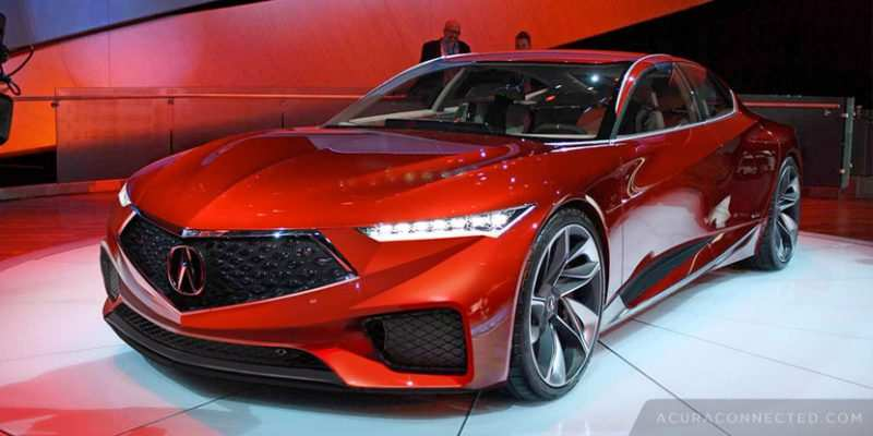 82 All New Acura Precision Concept 2020 Review