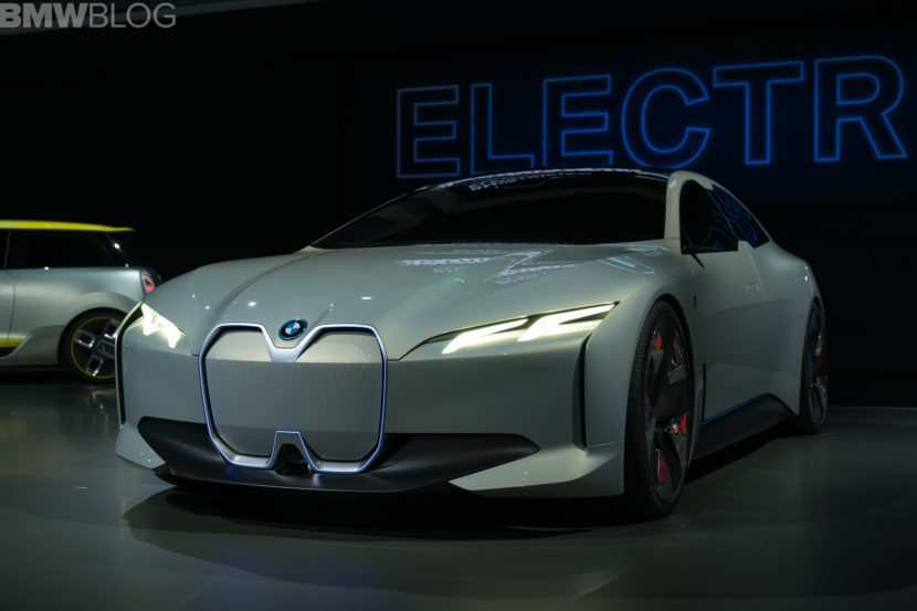 82 All New BMW Electric Vehicles 2020 Release Date