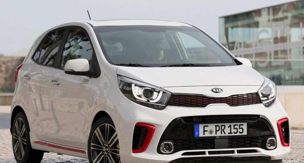 82 All New Kia Picanto 2019 Interior